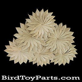 Palm Leaf Flower 12cm