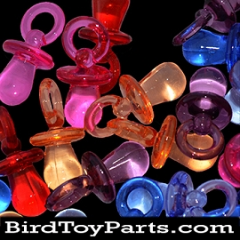 15x32mm Pacifiers