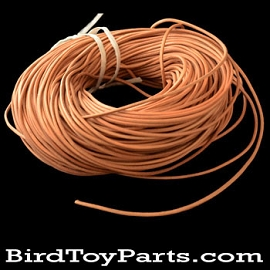 2.5mm Leather Cord