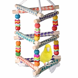 Finger Trap Pagoda