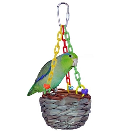 Hanging Treat Basket