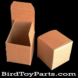 Brown Kraft Box 2x2