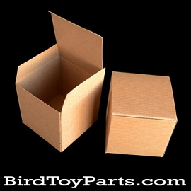 Brown Kraft Box 3x3