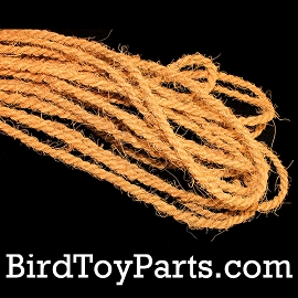 Natural Coconut Fiber Rope