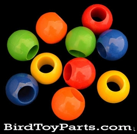 28mm Plastic Bead